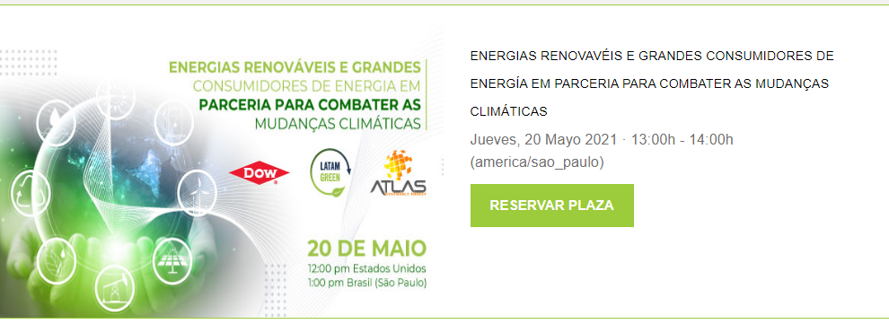 Atlas Renewable Energy y Dow